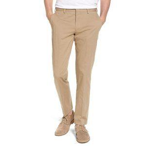 J Crew men's 33 Ludlow slim chino suit pants